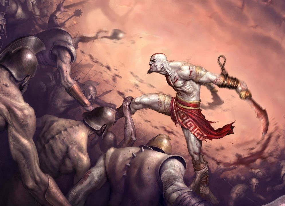 Round #76: God of War