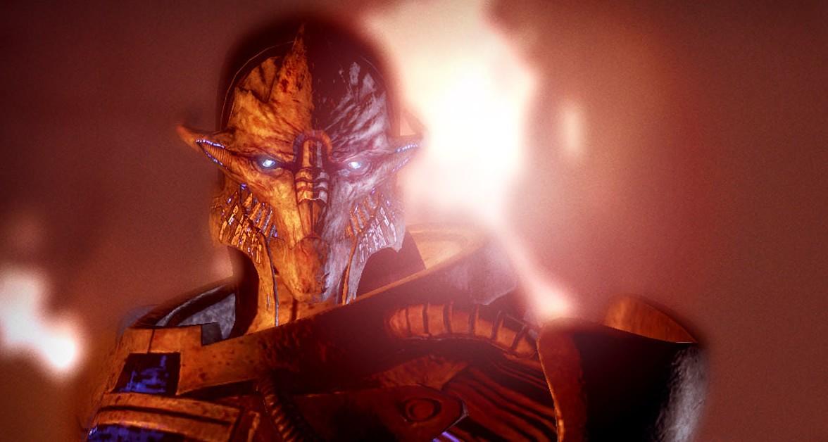Round #77a: Mass Effect