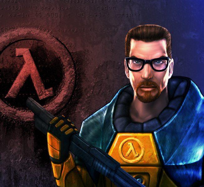 DASH #22: Half-Life