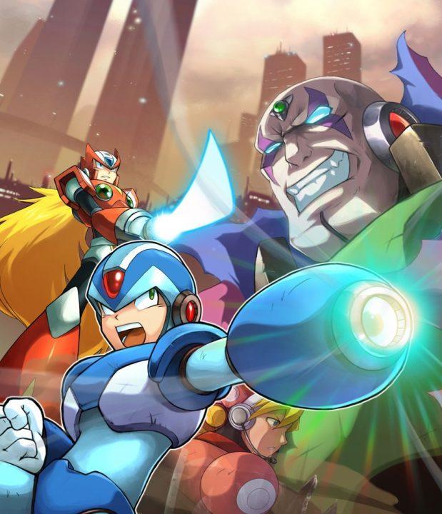 DASH #33: Mega Man X (Parte I)