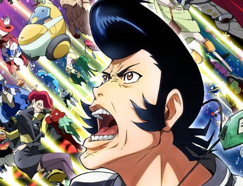 JACK #22: Space Dandy