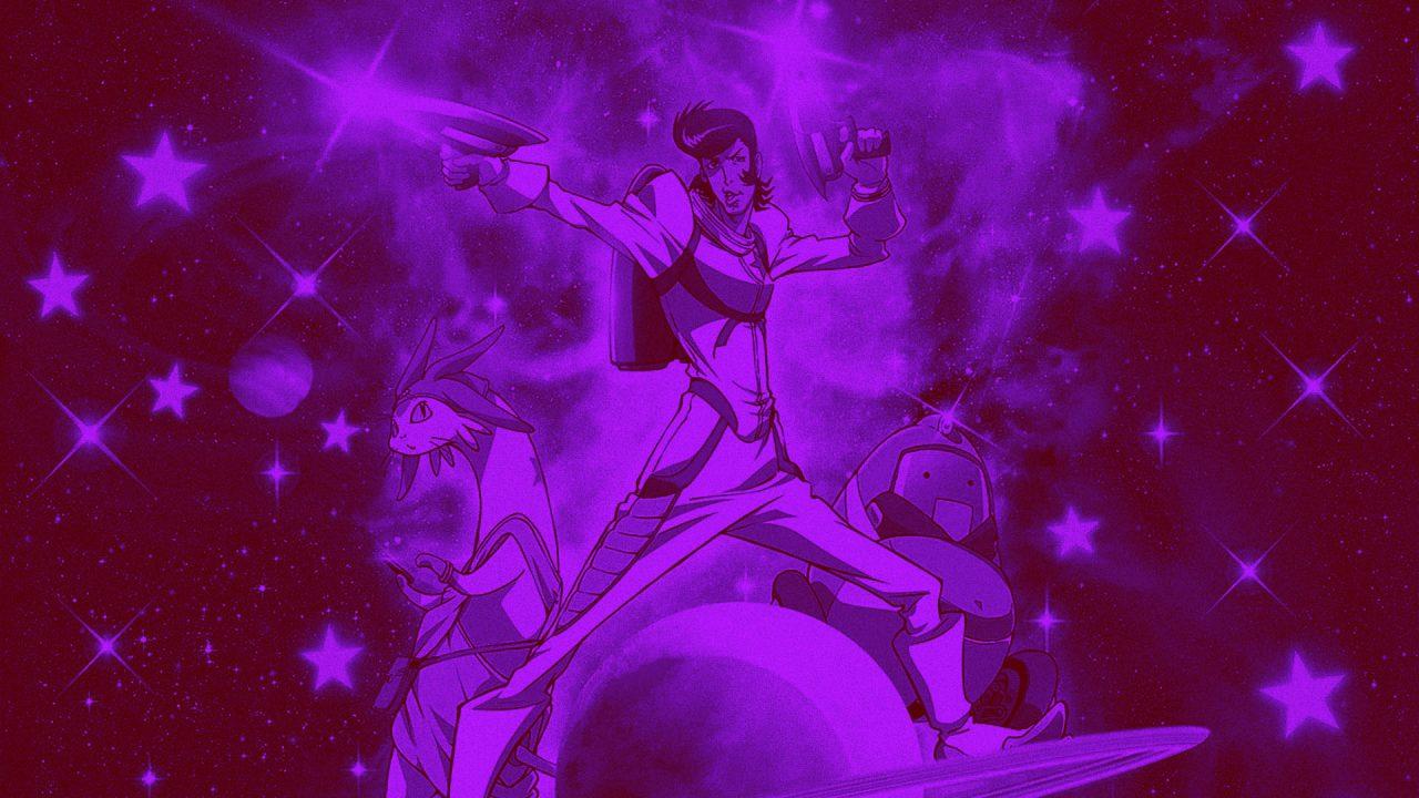 JACK #22: Space Dandy