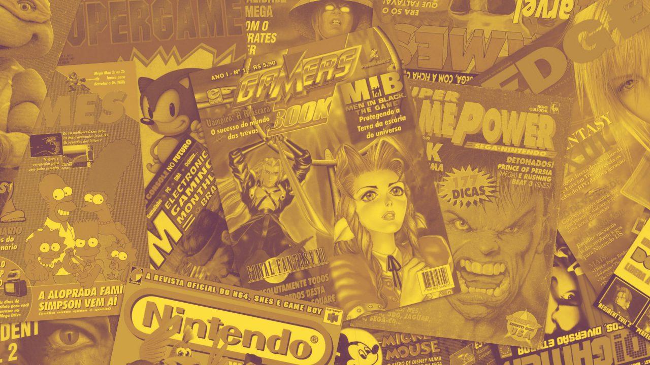 DASH #82: Revistas Brasileiras