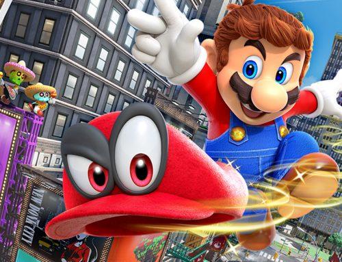 DASH #91: Super Mario Odyssey